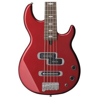 Yamaha BB425 5-String Bass Guitar, Red
