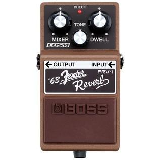 Boss FRV-1 63 Fender Reverb Pedal 1