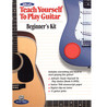 Alfreds Teach Yourself to Play Guitar Beginners Kit - Box Opened