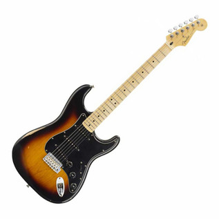 Fender Road Worn Player Stratocaster, Maple FB, 2-Tone Sunburst