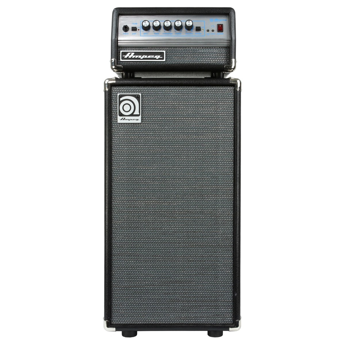 ampeg svt micro vr bass amp head and cab at. Black Bedroom Furniture Sets. Home Design Ideas