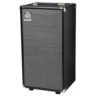 SVT Micro VR Bass Amp Head and Cab