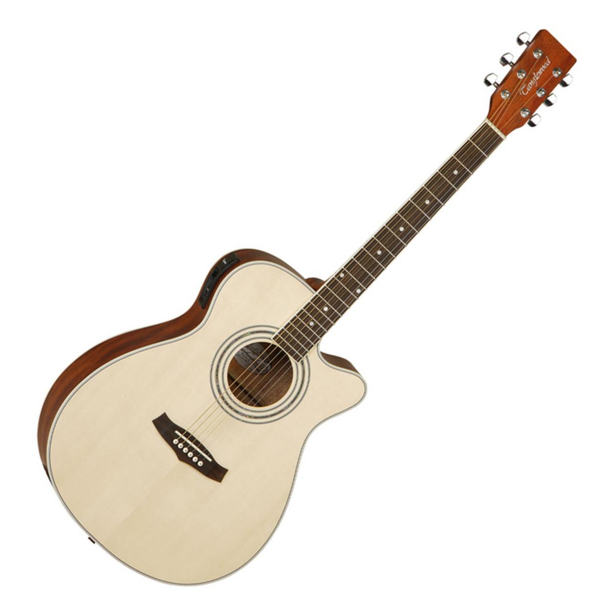 tanglewood tsf8 nashville iii electro acoustic guitar at. Black Bedroom Furniture Sets. Home Design Ideas