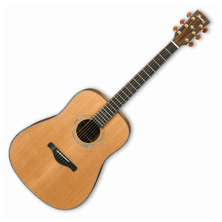 Ibanez AW3050 Acoustic Artwood Guitar, Natural Low Gloss