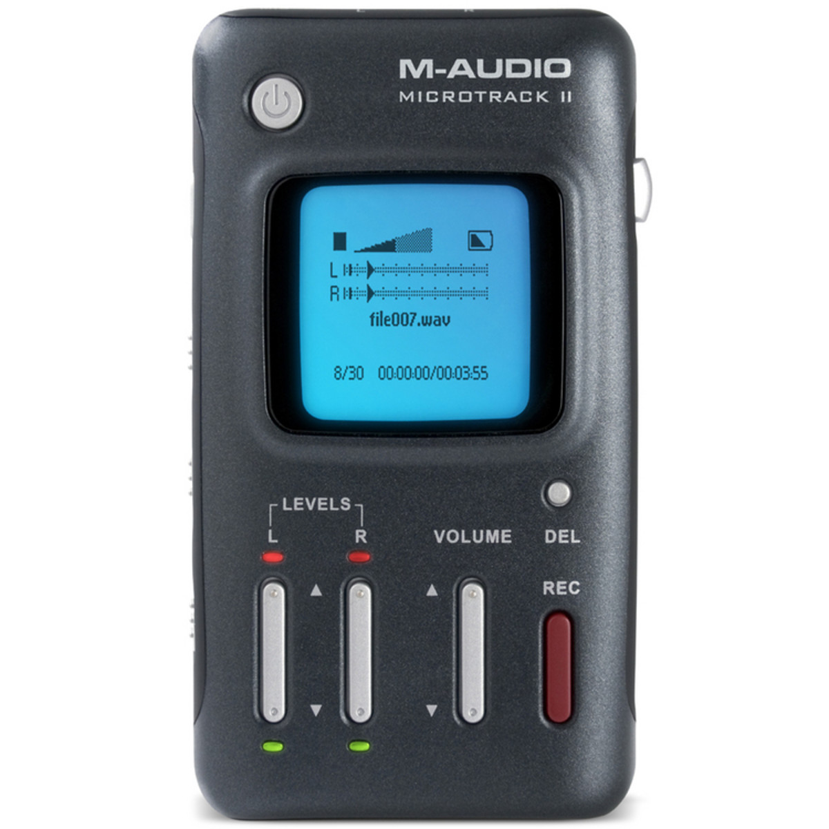 m audio microtrack ii mobile digital recorder used at. Black Bedroom Furniture Sets. Home Design Ideas