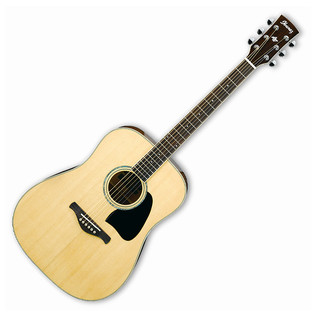 Ibanez AW300 Acoustic Artwood Guitar, Natural