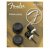 Fender Strap Locks, Black
