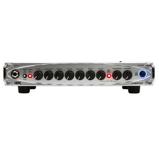 Gallien Krueger MB500 500W Bass Amp Head
