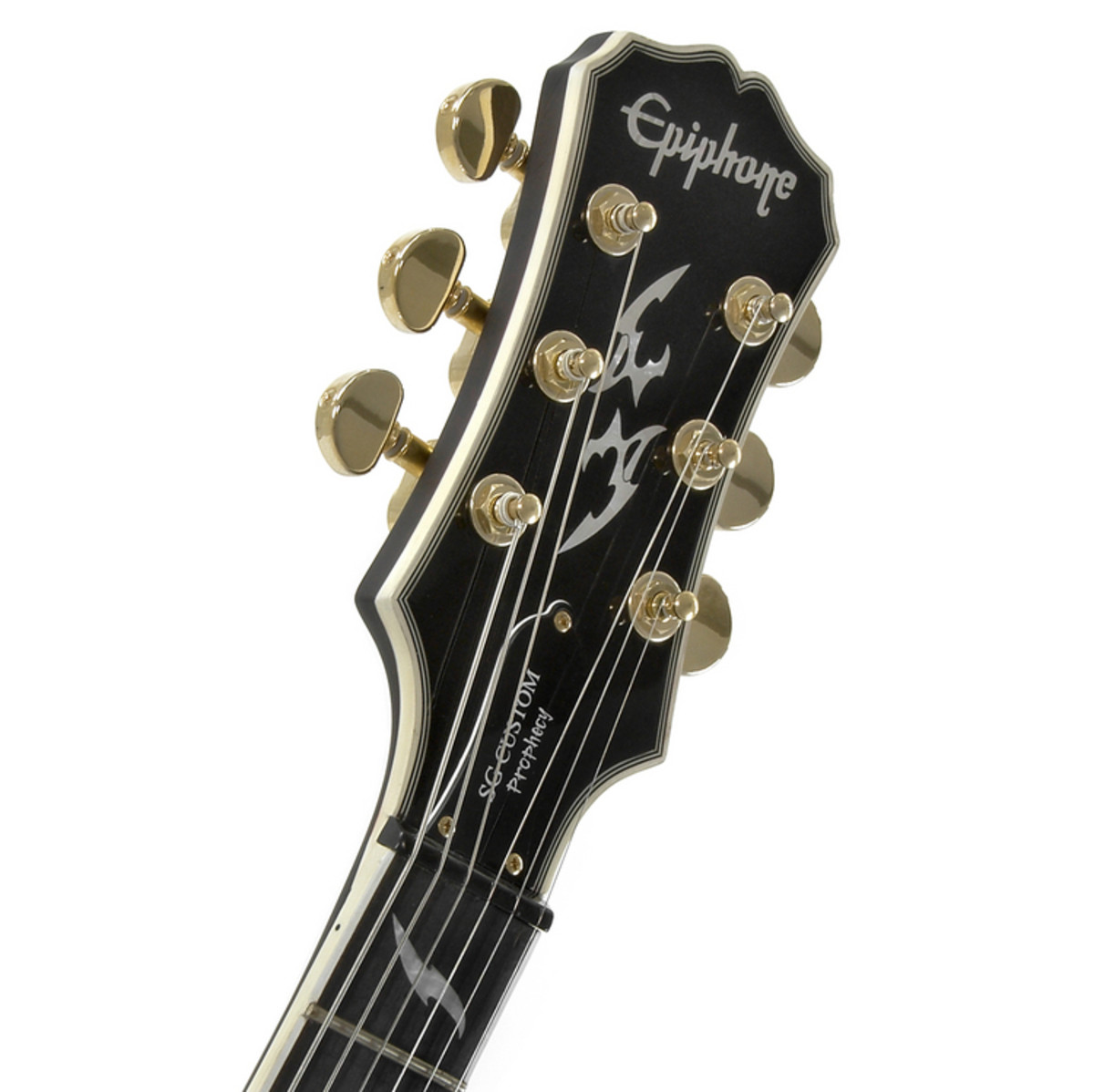disc epiphone prophecy sg custom gx dirty fingers at. Black Bedroom Furniture Sets. Home Design Ideas