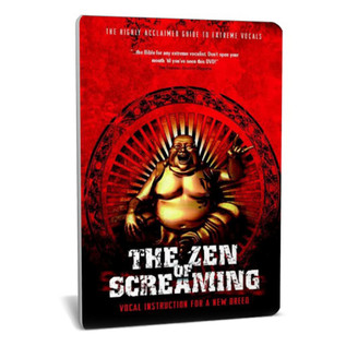 The Zen of Screaming DVD