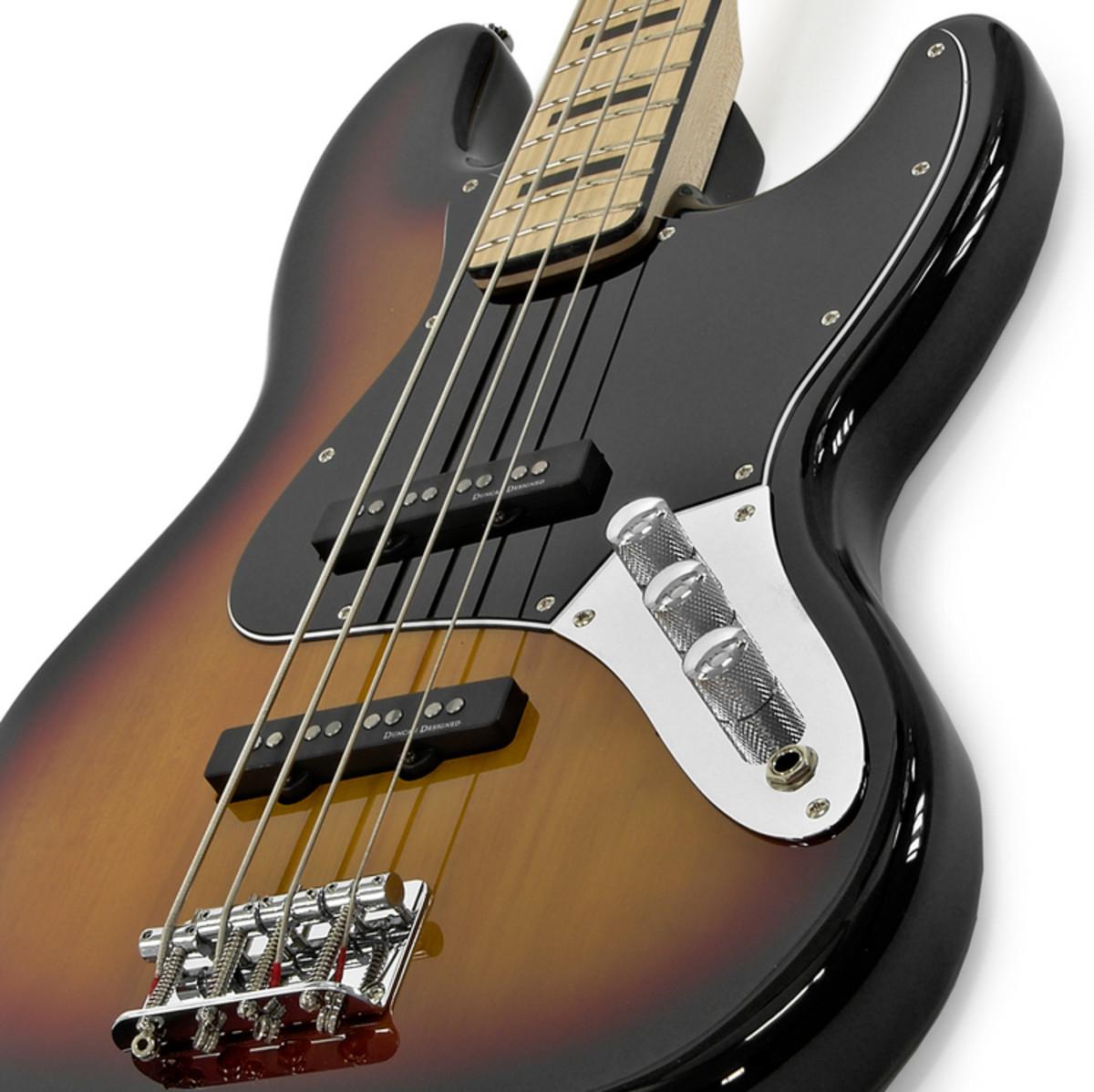 Squier De Fender Vintage Modificado Jaguar Bass