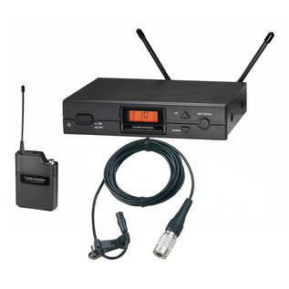 Audio Technica ATW-2110 F Band Lavalier Wireless System