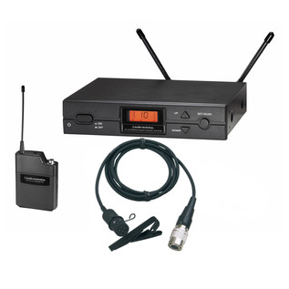 Audio Technica ATW-2110 P1 F Band Lavalier Wireless System