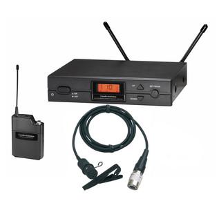 Audio Technica ATW-2110 P1 F Band Lavalier Wireless System