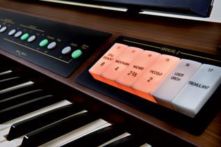 Roland C-200 Classic Organ.3