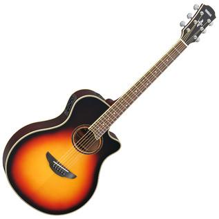Yamaha APX700II Electro Acoustic Guitar, Vintage Sunburst