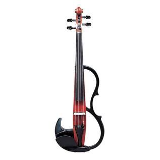 Yamaha SV200 Concert Silent Violin, Brown