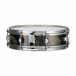 Tama Kenny Aronoff Trackmaster Super Piccolo Signature Snare Drum, 15 x 4