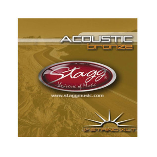 Stagg 12 String Acoustic Guitar Strings
