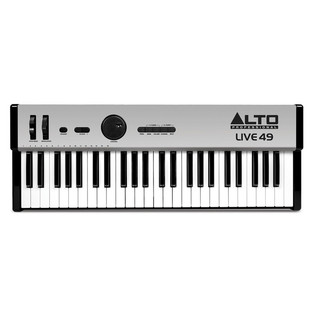Alto 49 Key Midi Performance Controller Keyboard