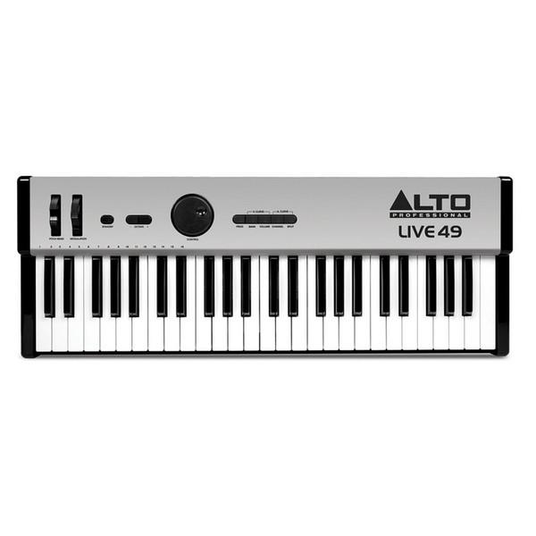 Alto 49 Key Midi Performance Controller Keyboard