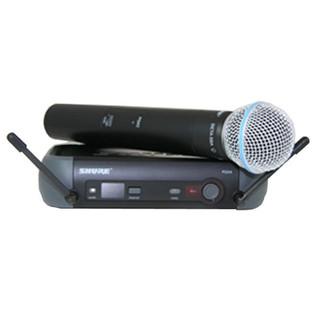 Shure PGX24/Beta 58 Wireless System