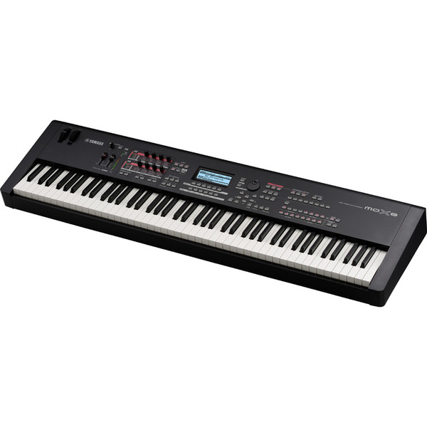 Yamaha MOX8 Music Production Synthesizer.1