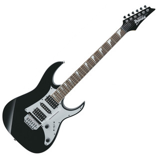 Ibanez GRG150DX Electric Guitar, Black Night
