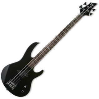 ESP LTD B-10 Electric Bass Guitar, Black