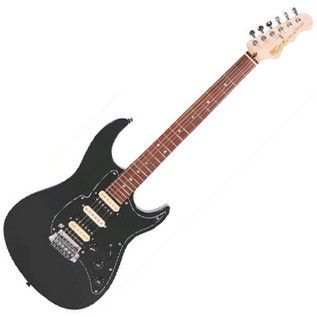 Fret King Supermatic Electric Guitar, Black