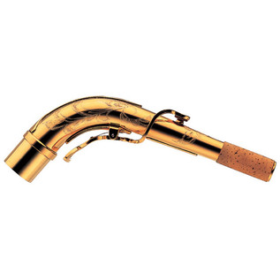 Yanagisawa Neckpipe #192 Baritone. Bronze Gold Plated