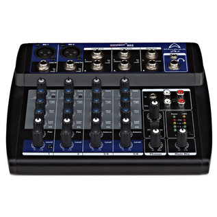 Wharfedale Pro Connect 802 Mixer