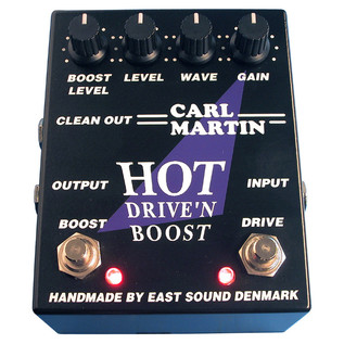 Carl Martin Hot Drive 'n Boost