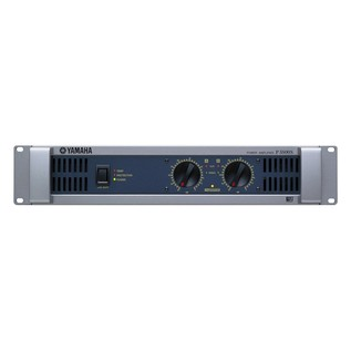 Yamaha P3500S Power Amplifier front