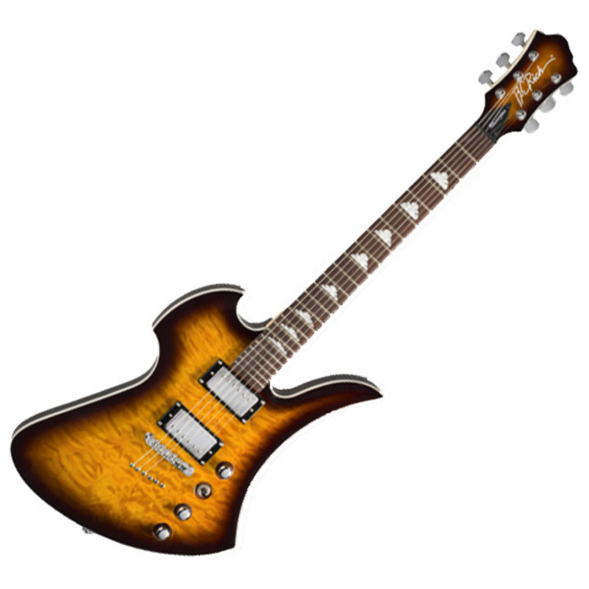 disc bc rich mockingbird masterpiece electric guitar tobacco at. Black Bedroom Furniture Sets. Home Design Ideas