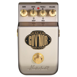 Marshall GV-2 Guv'nor Plus (Overdrive)