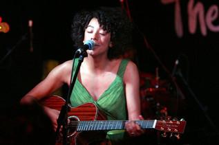 Corinne Bailey-Ray Tanglewood TW47-B Acoustic Guitar