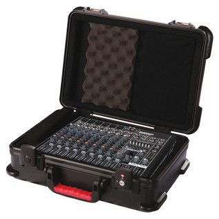 Gator GMIX-1015 Mixer Case With TSA Latches interior