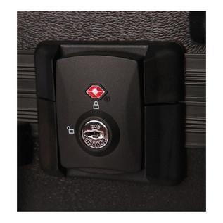 Gator GMIX-1015 Mixer Case With TSA Latches Lock