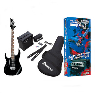 Ibanez GRX70 Jumpstart Left Hand Electric Guitar Pack