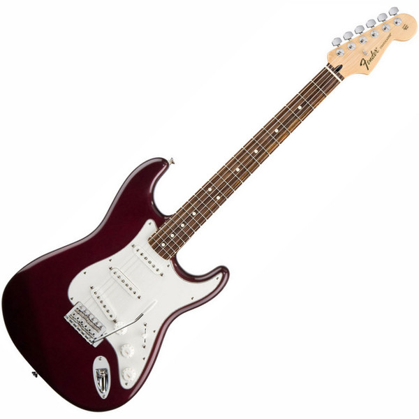 Fender Standard Stratocaster, RW Midnight Wine, Tinted Neck