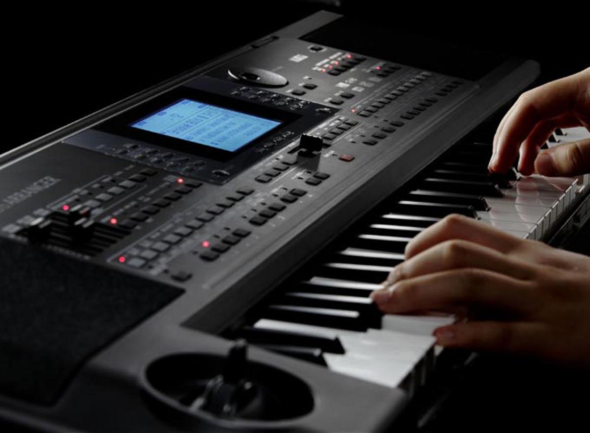 korg microarranger professional arranger keyboard at. Black Bedroom Furniture Sets. Home Design Ideas