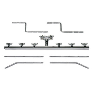 Meinl Mounting Bar, 6 Piece. PMC-6