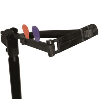 Ultimate Support GS200 Guitar Stand closeup