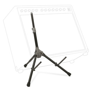 Ultimate Support AMP150 Guitar Amp Stand with amp