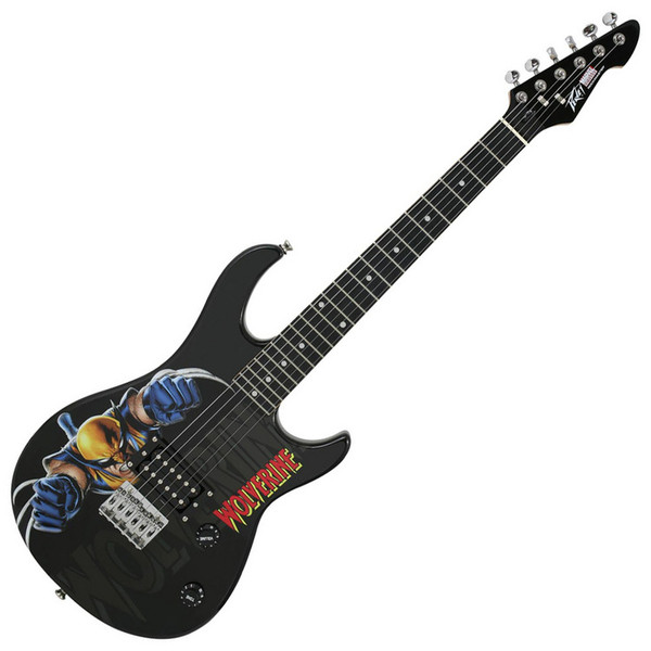 Peavey MARVEL Wolverine 3/4 Rockmaster Electric Guitar