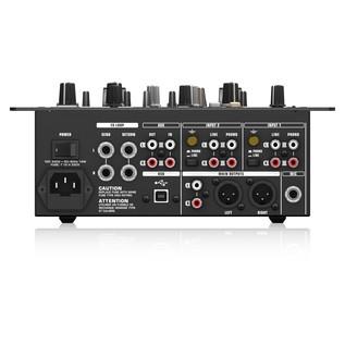 Behringer NOX404 DJ Pro Mixer rear