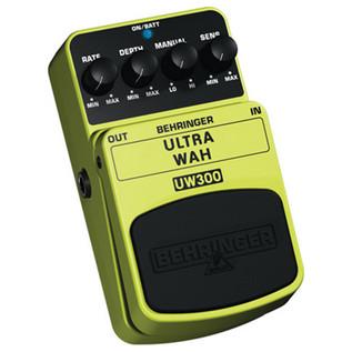 Behringer UW300 Ultra Wah Pedal