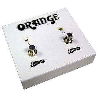 Orange MC-FS2 Dual Button Footswitch