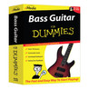 Bass Guitar For DUMMIES, With eMedia CD Rom